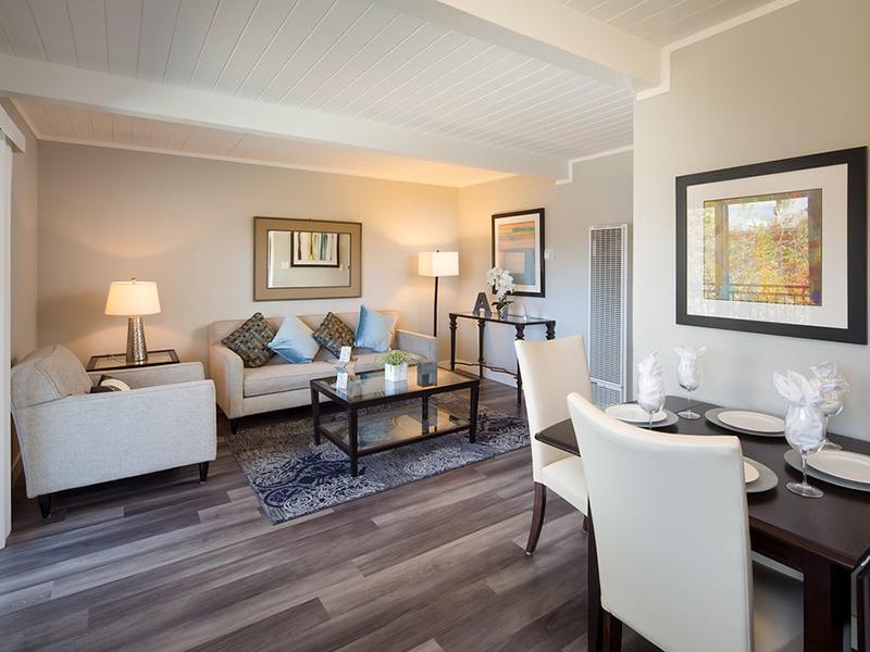 Front Room | Aloha Apartments