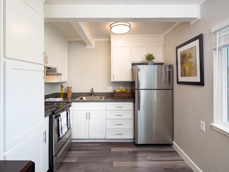 Fully Equipped Kitchen | Aloha Apartments