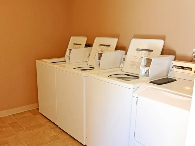 Laundry Facility   Village Park