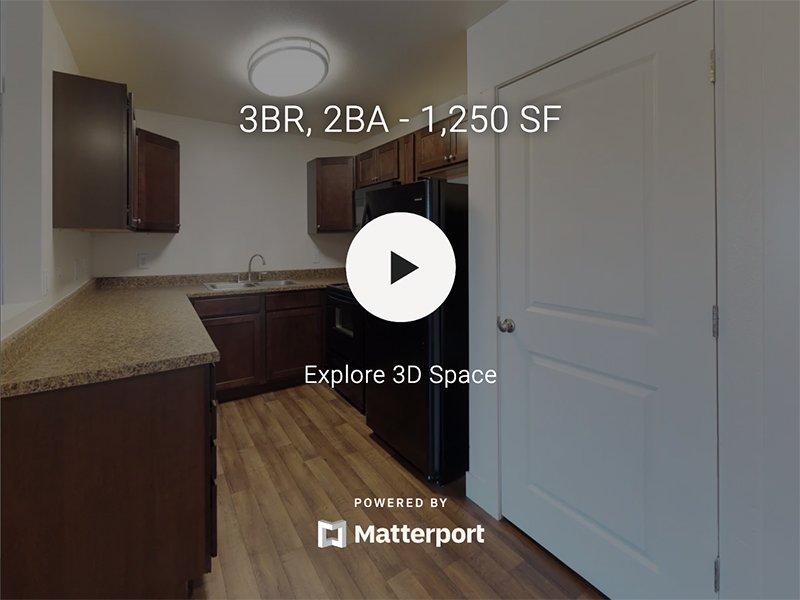 3D Virtual Tour of Village Park Apartments