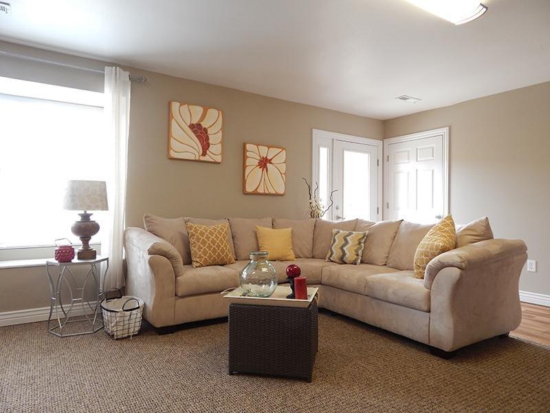 Living Room | Village Park Apartments
