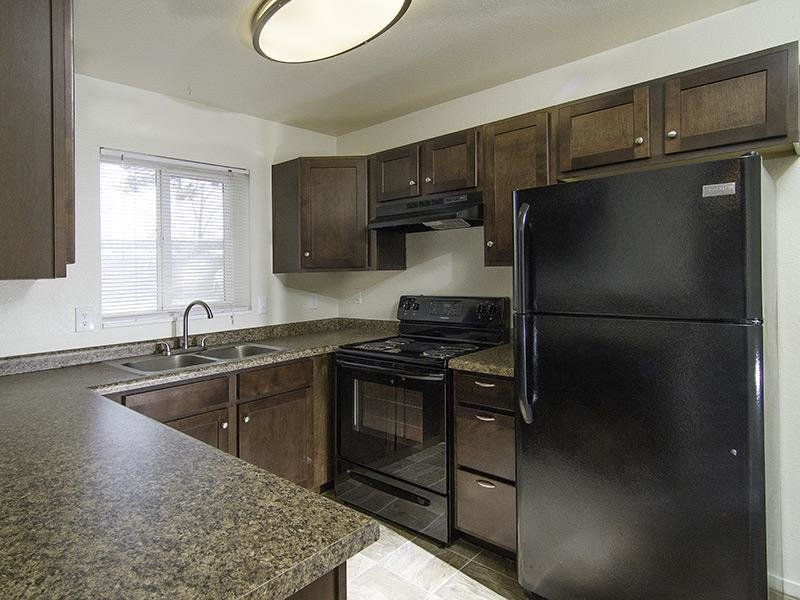 Apartments With a Full Kitchen | Village Park Apartments