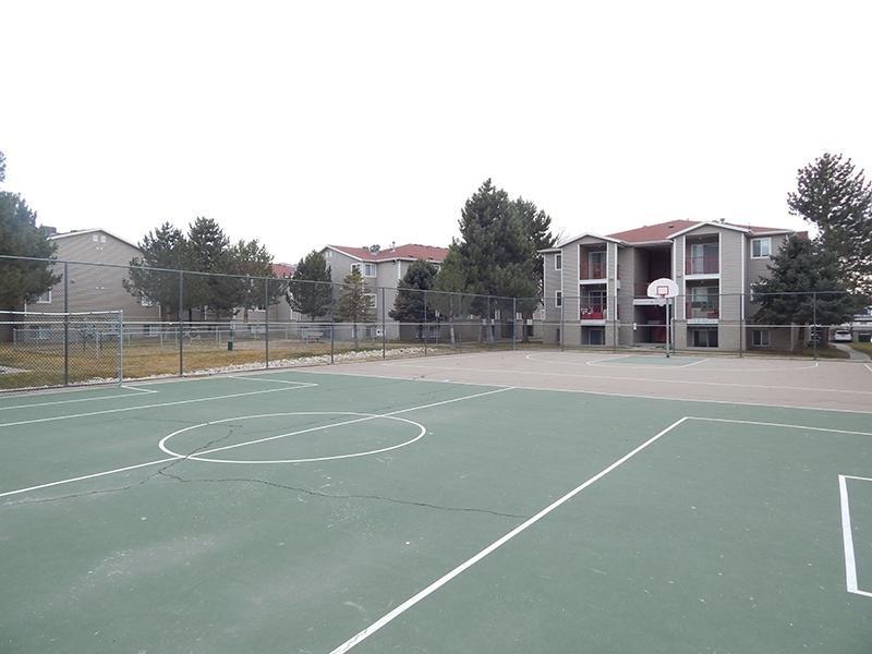 Tenis Court   Village Park