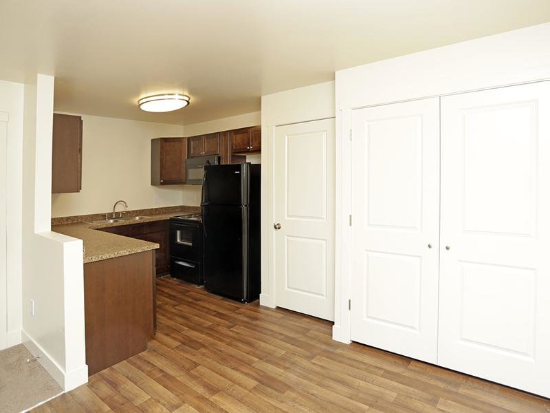 Kitchen | Village Park Apartments