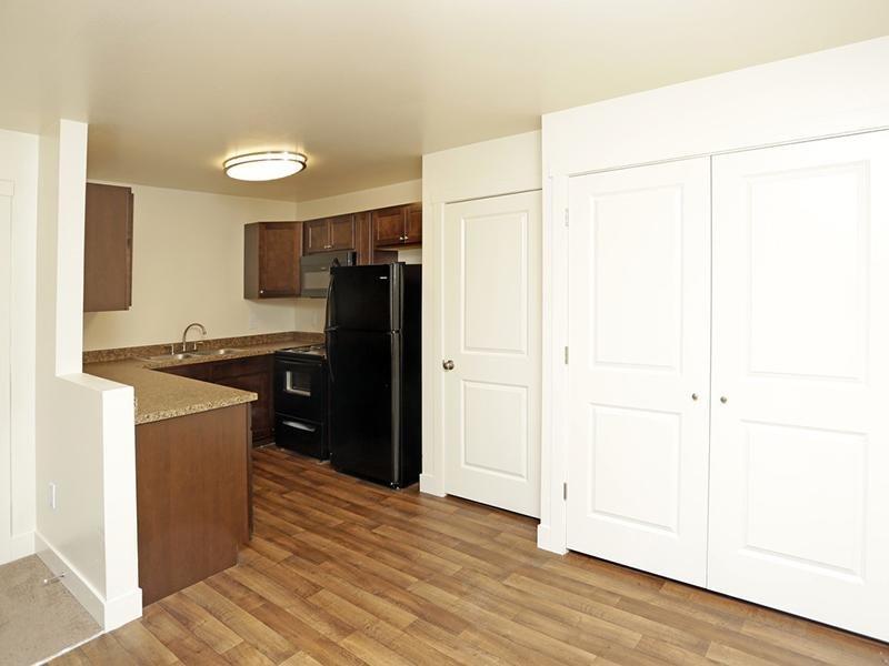 Kitchen | Village Park Apartments
