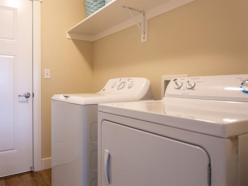Washer & Dryer | Meadows at Park Avenue