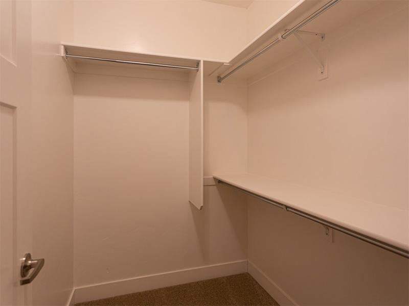 Closet Space | Meadows at Park Avenue