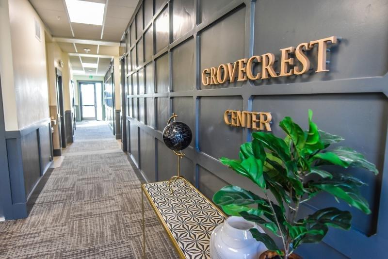 Executive Contemporary Suites | Grovecrest Center