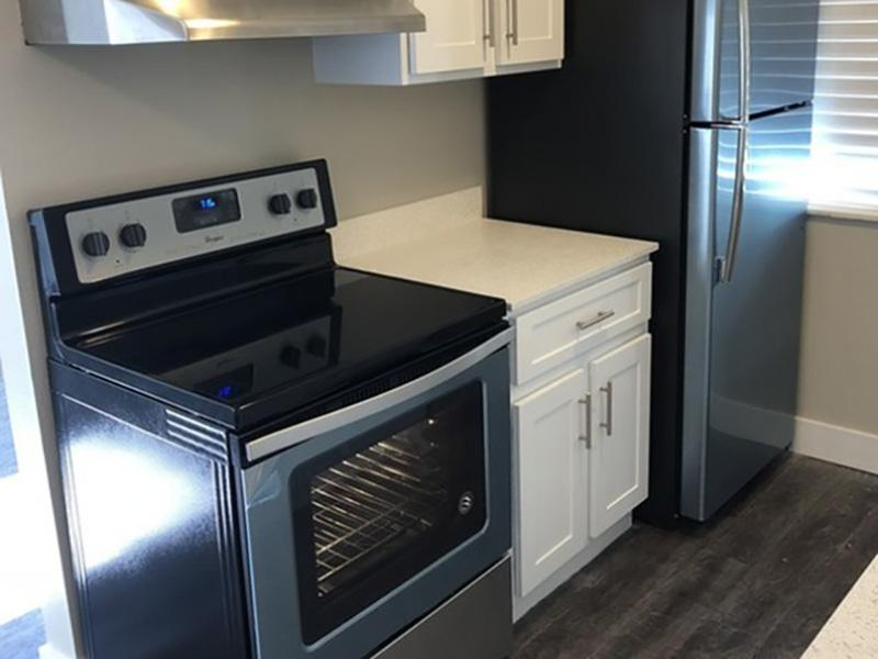 Stainless Steel Appliances | Landing Point