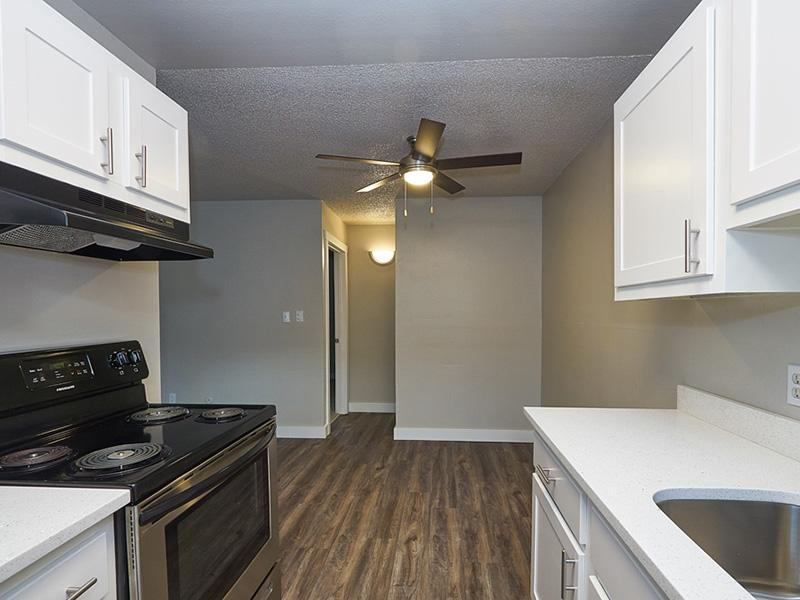 Stainless Steel Appliances  | Landing Point Apartments