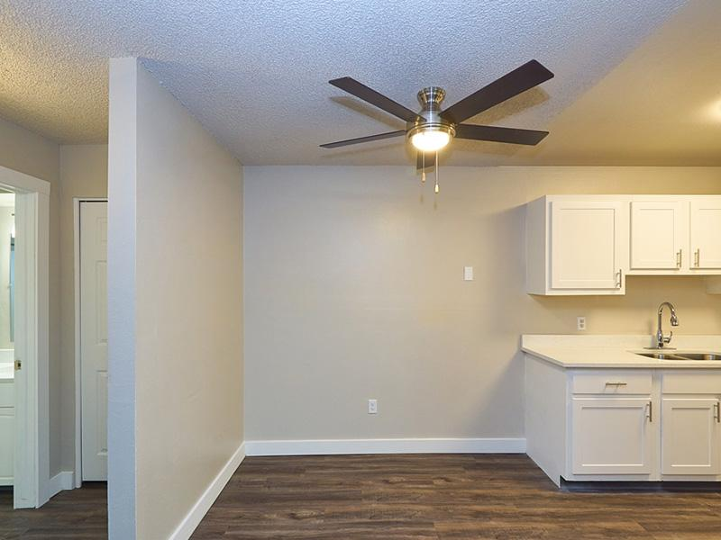 Dining Room | Landing Point Apartments