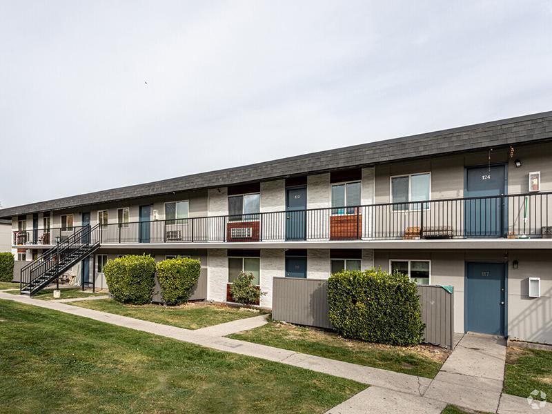 Exterior    Landing Point Apartments in Salt Lake City