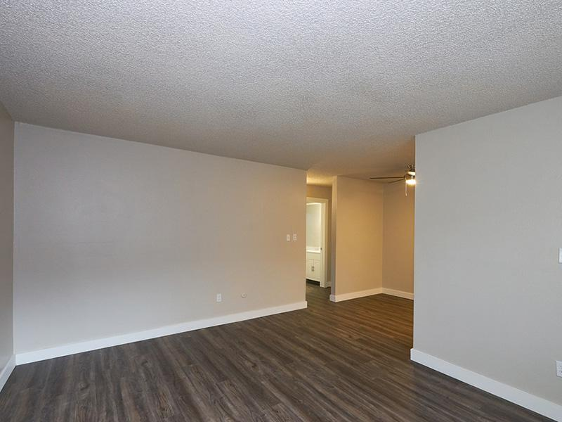 Living Room & Dining Room   Landing Point Apartments