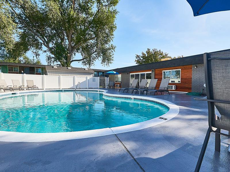 Salt Lake City Apartments with a Pool | Landing Point