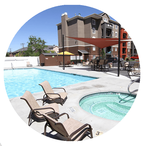 Salt Lake City Apartment Amenities at Palladio