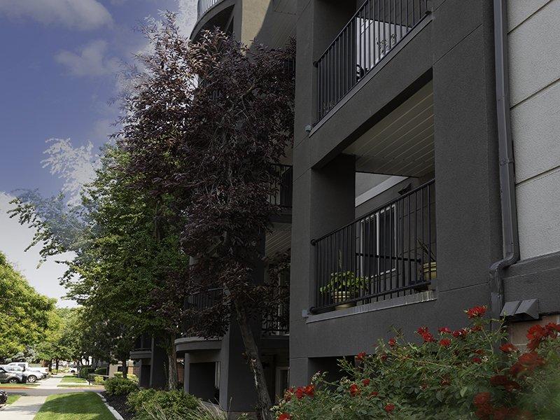 Exterior | Palladio Apartments in Salt Lake City, UT