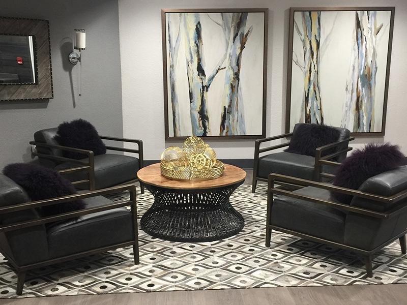 Clubhouse Interior | Palladio Apartments