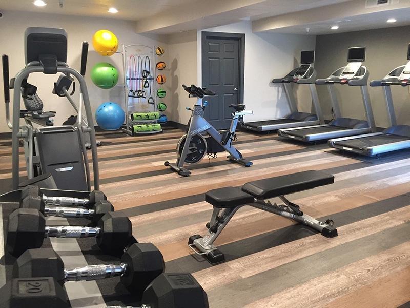 Fitness Center | Palladio Apartments