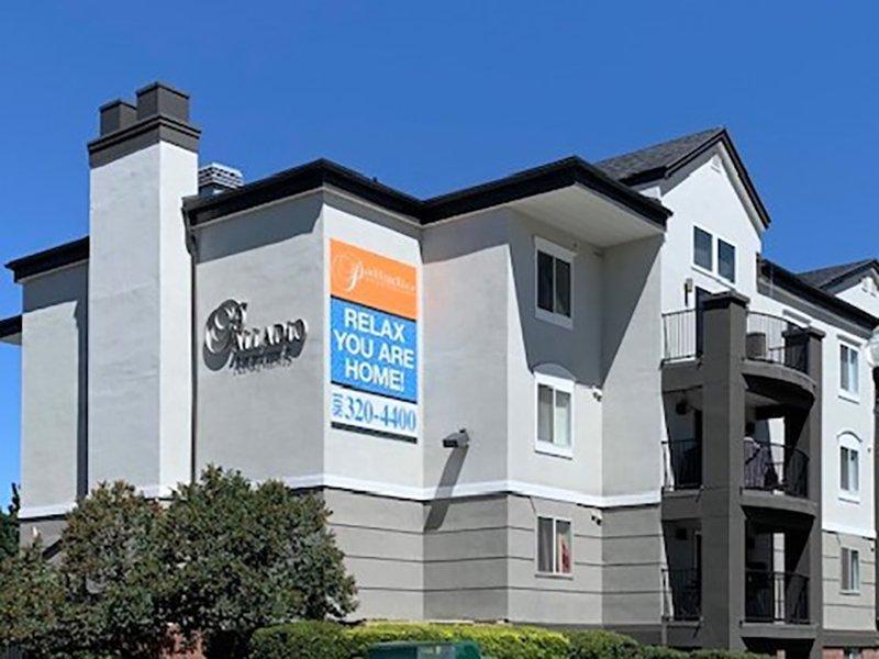 Apartment Exterior | Palladio Apartments in Salt Lake City, UT