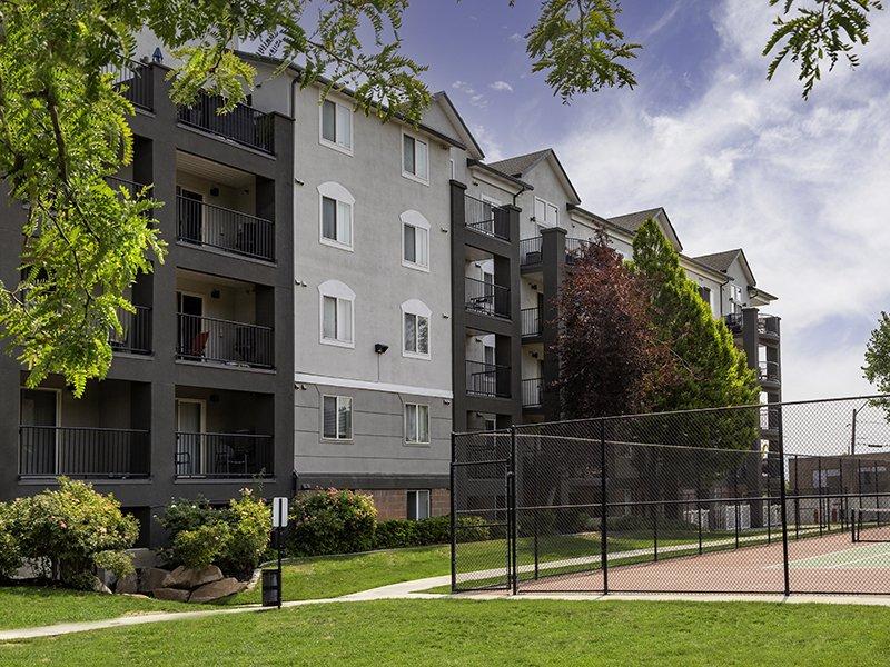 Tennis Court | Palladio Apartments in Salt Lake City, UT