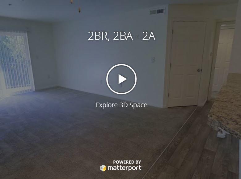 3D Virtual Tour of Palladio Apartments