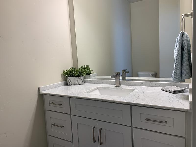 Bathroom | Monarch Apartment