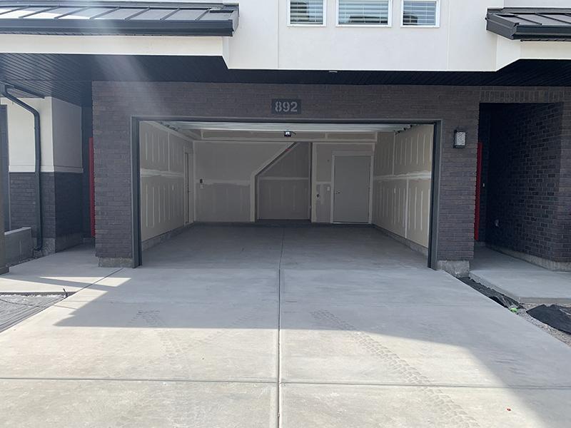 Garages   Monarch Homes