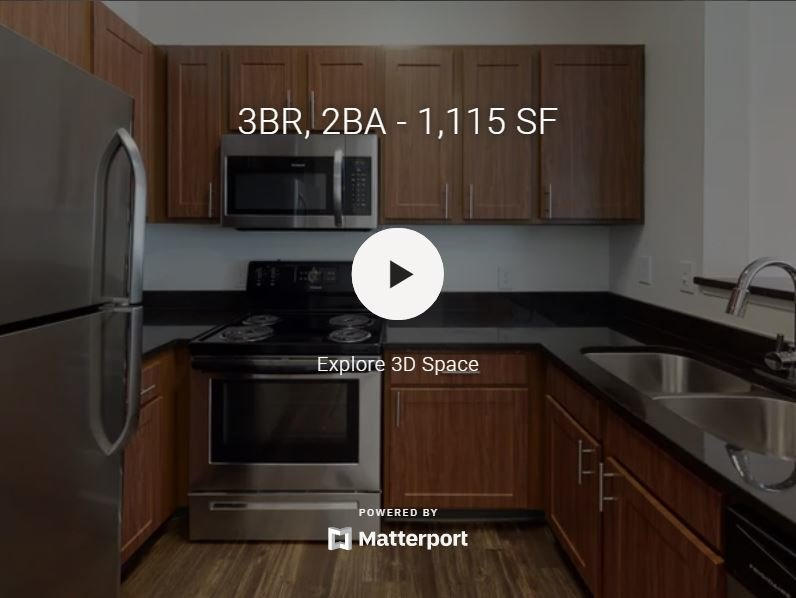 3D Virtual Tour of Braxton at Trolley Square Apartments