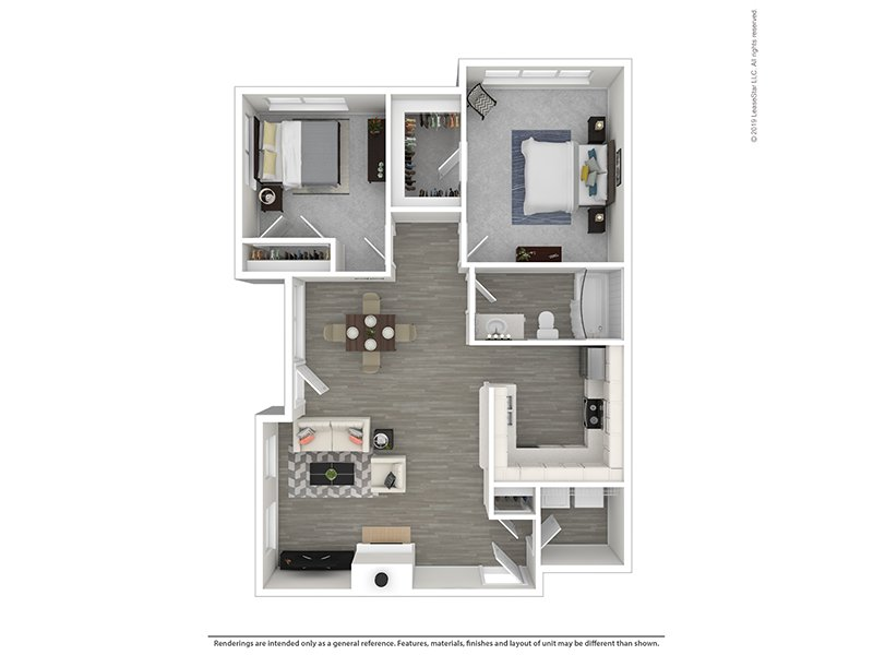 View floor plan image of Bibury apartment available now