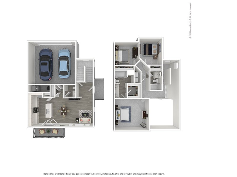 View floor plan image of Positano apartment available now