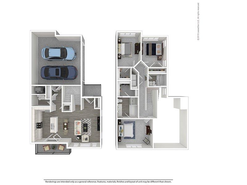 Draper Village Apartments Floor Plan Savoca
