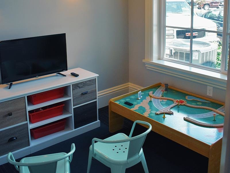 Gym with Children's Play Room | Draper Village
