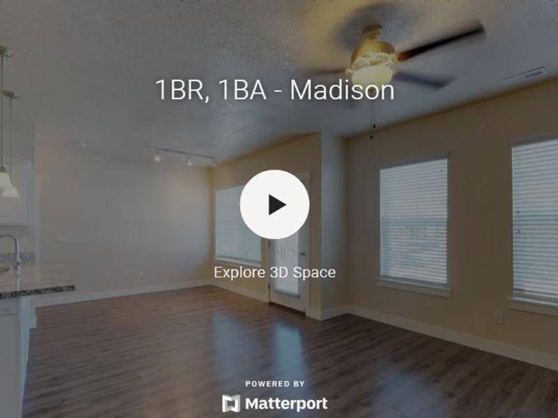 3D Virtual Tour of Draper Village Apartments