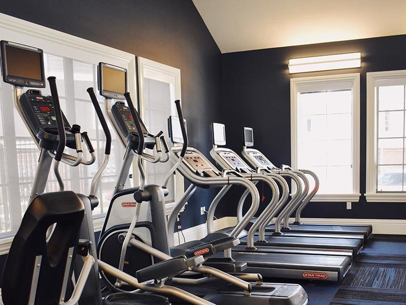 Fitness Center | Draper Village