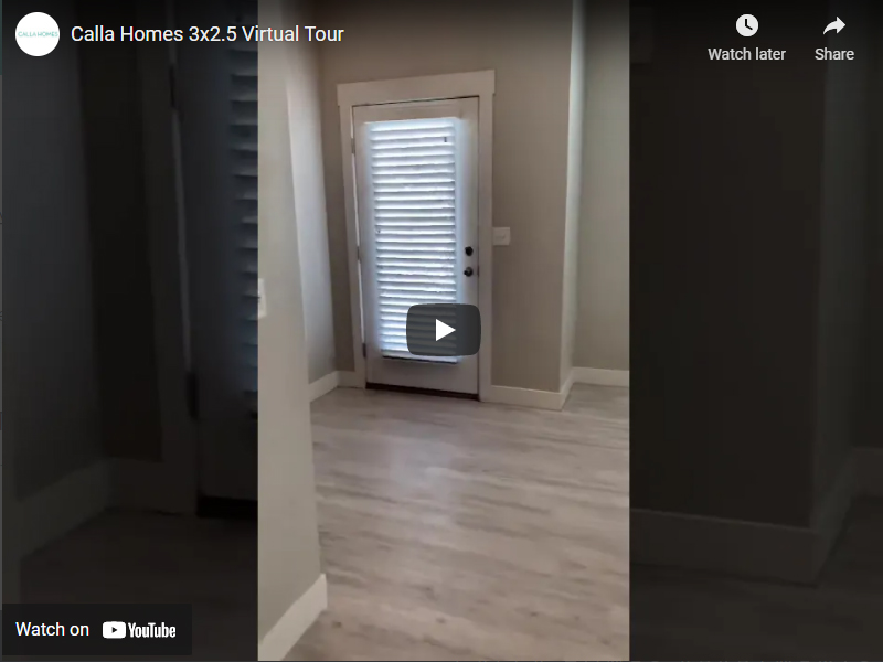 Virtual Tour of Calla Homes Apartments