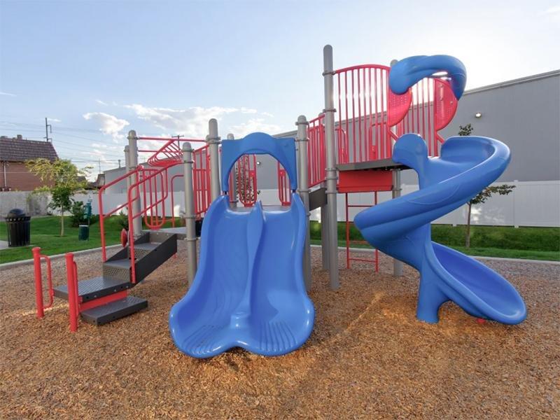 Playground | Calla Homes in Millcreek, UT