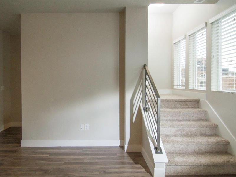 Stairway | Tapestry Apartments