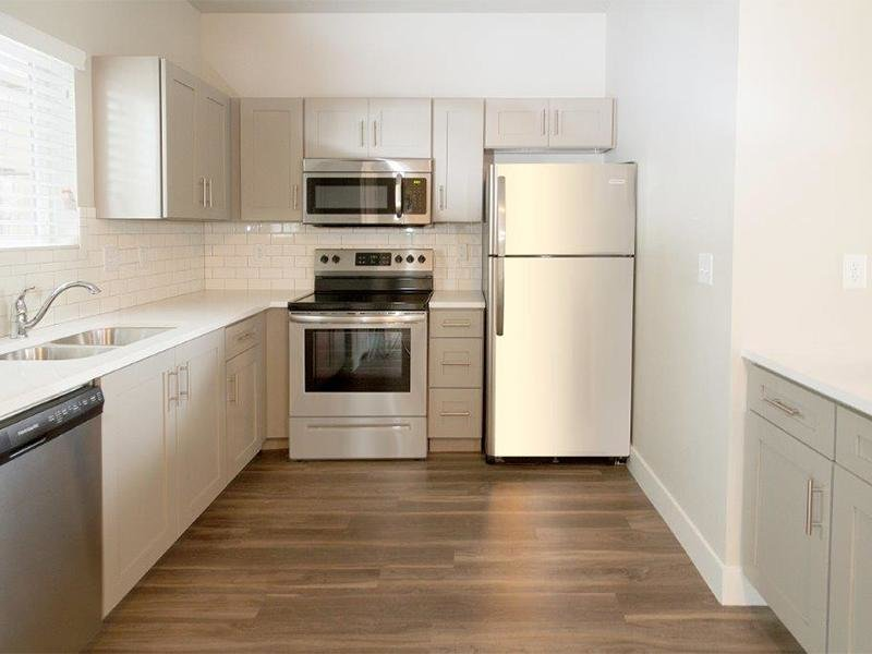 New Kitchen | Tapestry Apartments