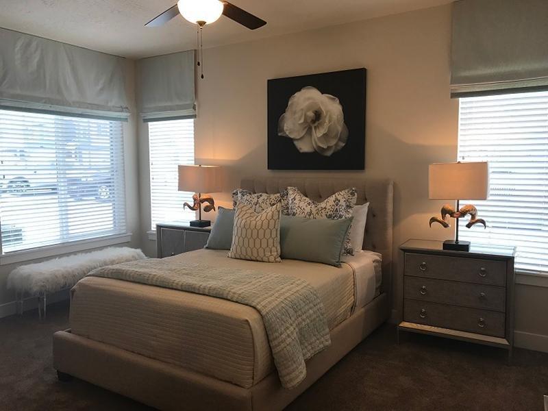 Bedroom | Meadows at American Fork