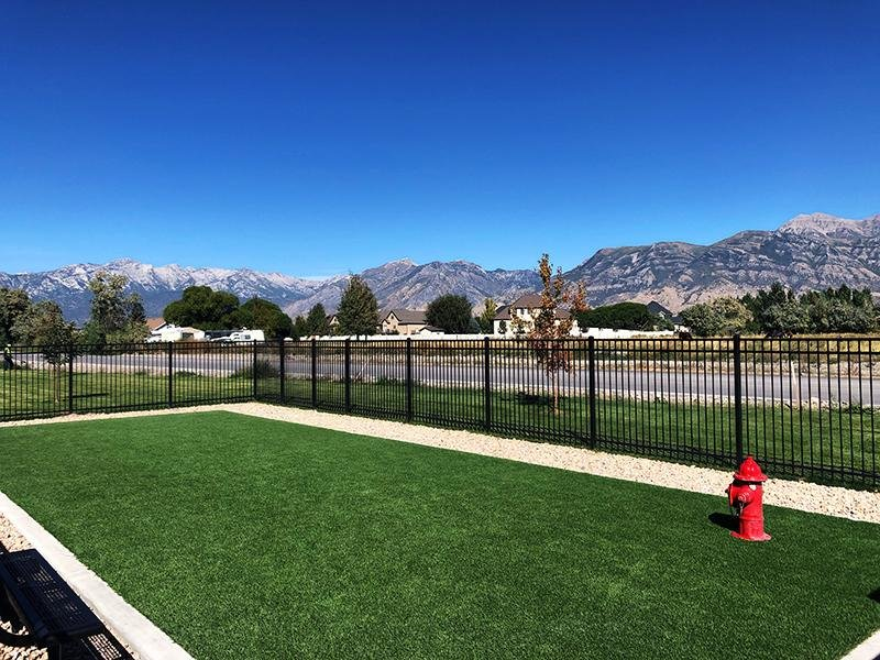 Dog Park | Meadows at American Fork