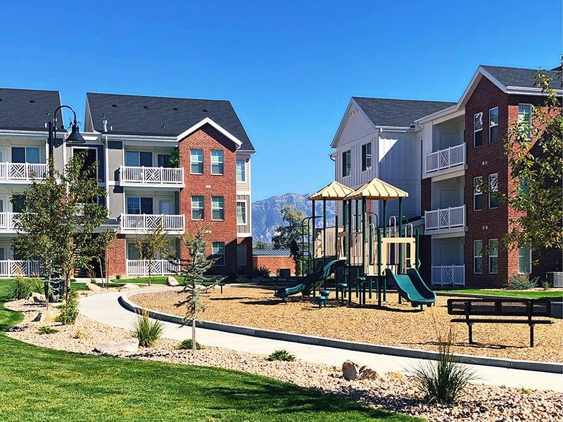 Playground | Meadows at American Fork
