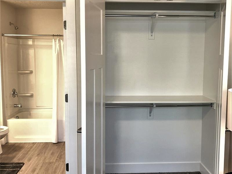 Bedroom Closet | Meadows at American Fork
