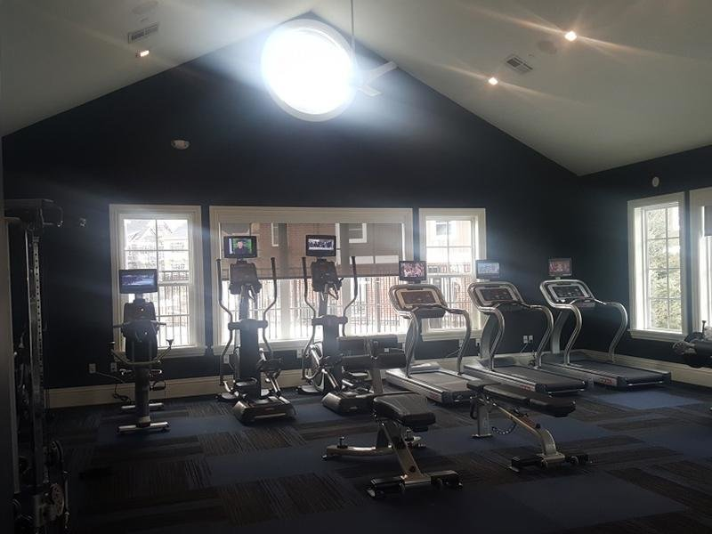 Fitness Center | Meadows at American Fork