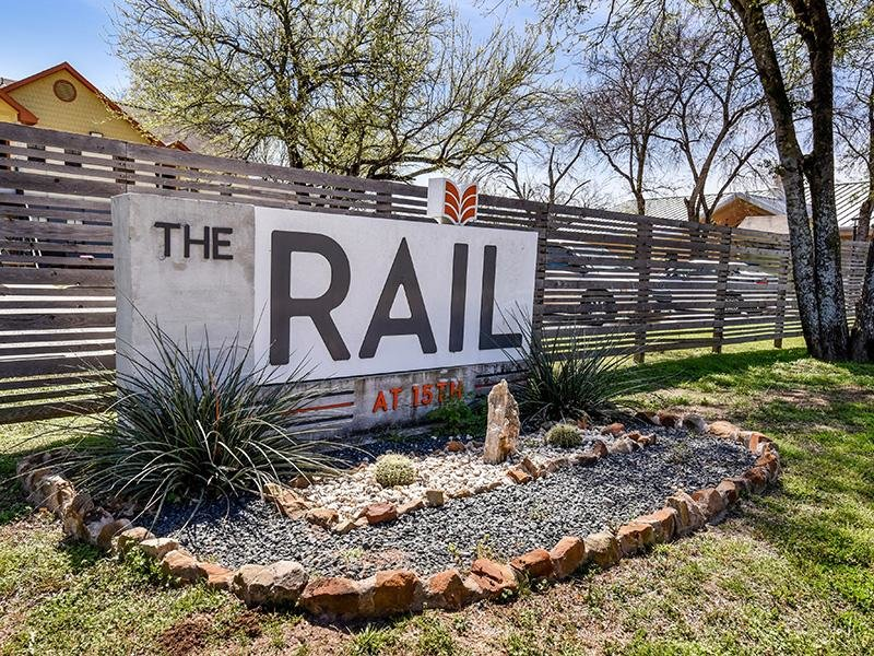 Welcome Sign | The Rail at Georgetown