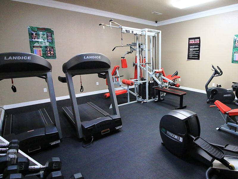 Fitness Center  | Estates of Coppell