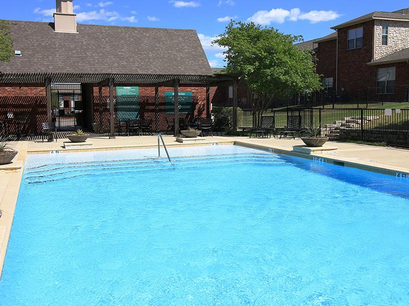 Apartments with a Pool in Coppell, TX