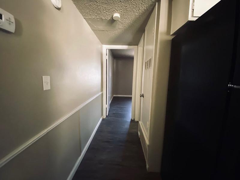 Hallway | Cedar Ridge Apartments in Amarillo, TX