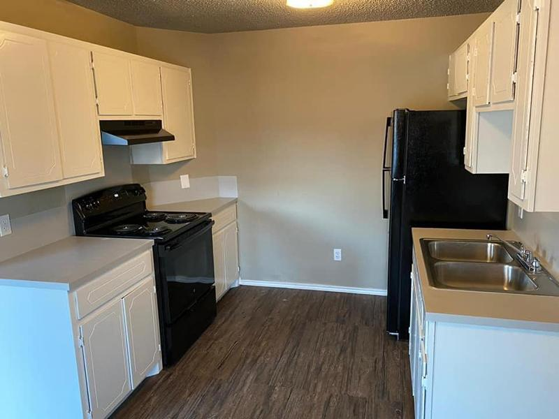 Fully Equipped Kitchen | Sugar North Apartments