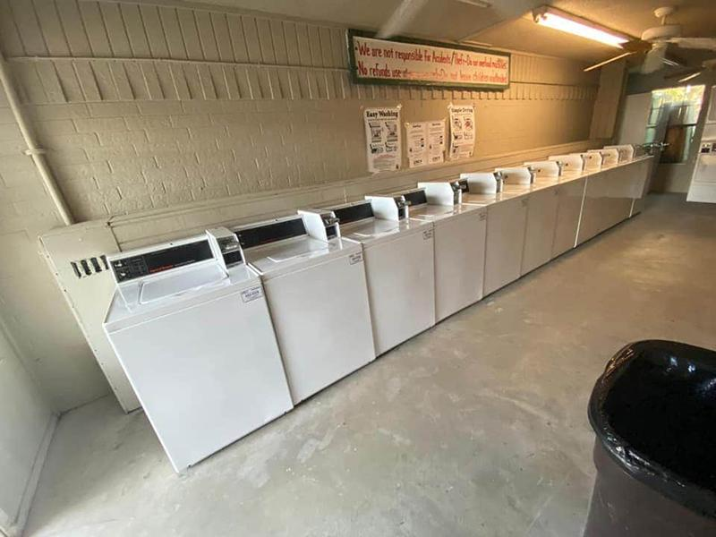 Laundry Facility | Sugar North Apartments