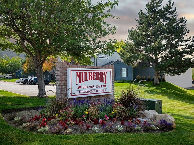 Sign | Mulberry Park